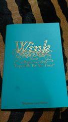 Wink Tour ノベルティーカードホルダー
