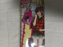 AKB48 チームサプライズ オリジナルストラップ 指原莉乃