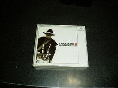 CD「サザンオールスターズ/バラッド2 '83~'86」2枚組 87年盤