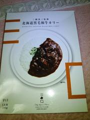 カレーシリーズ、北海道黒毛和牛カリー19.5.5まで