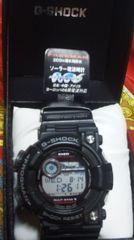 カシオ電波ソーラーGショックフロッグマン200m防水GWF-1000定73440円