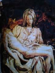 芸術 彫刻 『ピアタ』聖母子 ミケランジェロ