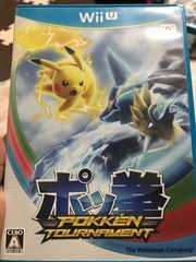 Wii Uポッ拳美品