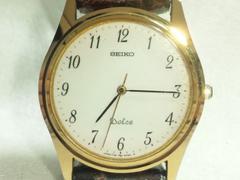 6385/SEIKOセイコー★Dolceドルチェ定価7万円位高額シリーズメンズ腕時計