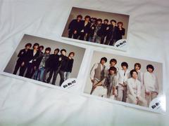 【Kis-My-Ft2】☆《公式写真》☆3枚セット☆