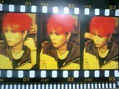 X JAPAN hide ポスター ROCKET DIVE ヒデ52センチ×72センチ