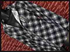 5L・チェックネルシャツ 新品/MC309‐211