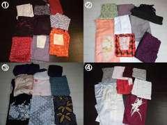 M 着物・羽織・襦袢・まとめうり・35枚