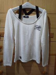 BACKS/バックス衿が可愛いセーター/送料250円