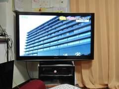 パナソニック地上BS110度CSデジタルハイビジョンプラズマテレビ