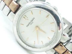 10470/マリクレール可愛いコンビ仕様モデルレディース腕時計ブレスレット純正