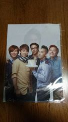 BIGBANGクリアファイル