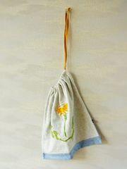 ミナペルホネン/mina perhonen*dandelion巾着ポーチ