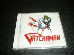 CD「ガッチャマン/サントラ」モーリスホワイト ビルメイヤーズ