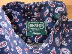 USA製 GITMAN BROS VINTAGE ギットマン シャツ XL