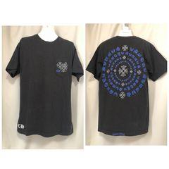 Chrome Hearts クロムハーツ 胸ポケット ブラック Tシャツ L 黒