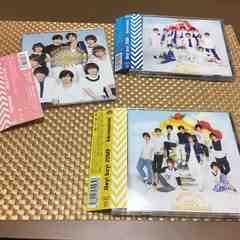 真剣SUNSHINE初回限定CD+ DVD帯付き新品未再生3枚セット通常盤