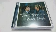 ☆東方神起★Time Works Wonders(CD+DVD)♪