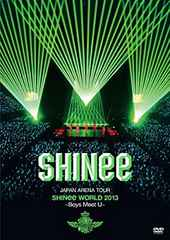 SHINee JAPAN ARENATOUR SHINee WORLD 2013(通常盤)★DVD