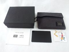 8068/PORTERポーター大人気デザイン2つ折り財布箱付き★格安