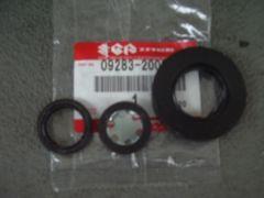 (50)GS400GS400LGS400EクラッチカバーオイルシールセットS121