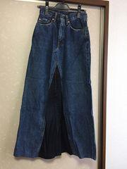 LEVI'S リメイク ロングスカート リーバイス 日本製