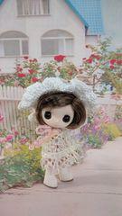 プチブライス、ドルチェナ、リトルプーリップの洋服
