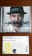(CD)JAY'ED/ジェイド☆Your Voice★フルアルバム♪即決アリ♪