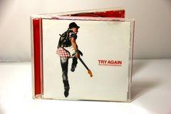 CDでお手元に!初回限定DVD付・長渕剛・TRY AGAIN