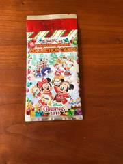 TDRコレクションカード 2018クリスマス