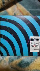 BOOWY THIS BOOWY DRAMATIC CD+DVD 2枚組ベスト