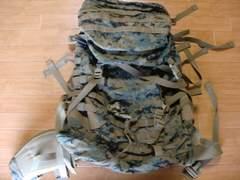 米軍 USMC MARPAT アークテリクス デザイン バックパック
