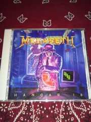 Megadeth/Hangar18 メガデス