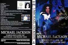 マイケルジャクソンFABULOUS LIFE OF 2003