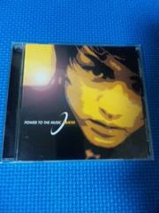TAKUI CD「POWER TO THE MUSIC」中島卓偉 アルバム