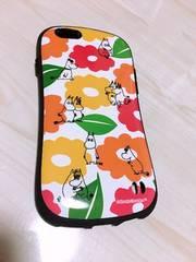 可愛いムーミン iPhoneケース 6s用 新品同様