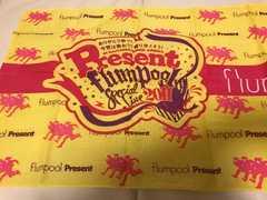 flumpool/CD購入特典手ぬぐい