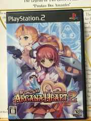 アルカナハート2 PS2 美品