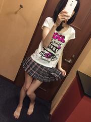 白のTシャツ・愛用品♪
