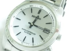 7823/シチズン高額な電波ソーラー充電時計シリーズREGUNOレグノ★格安