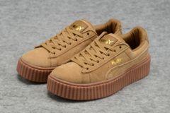 プーマ/PUMA  男性用  靴 ブラウン 27.5�p