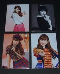 AKB48 通常盤CD封入写真 4枚セット 小嶋陽菜