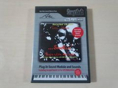 SampleTank用拡張音源CD-ROM TONY MASON SMOKIN'