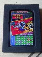 希少【ファミコン】『ボンバーマン』オイルライター 未使用品 レトロゲーム/Zippo
