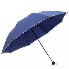 ☆大人気☆折りたたみ傘 ネイビー