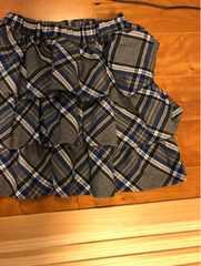 ポンポネットスカート 135