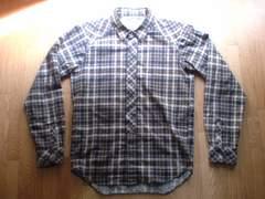 ☆REVOLVER/リボルバーの茶、黒チェックシャツ★
