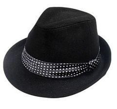 ドットカラータイ巻き/上質ウールBK-HAT/即決