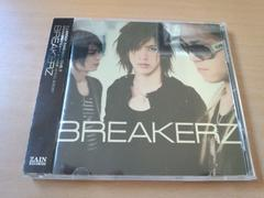 BREAKERZ CD「BIG BANG!」DAIGO 初回盤DVD付