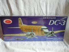 木製模型「ダグラスDC-3」(67)